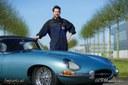 Jaguar E-Typ 3.8 OTS Restaurierung