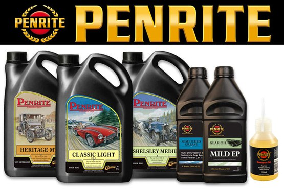Wir verkaufen Penrite Oil