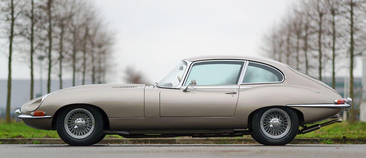 Teile fur Jaguar E-type