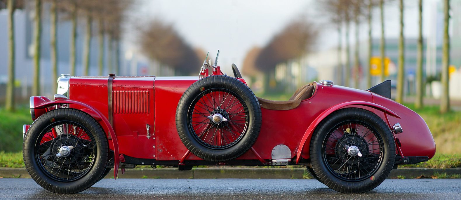 MG T-type Teile
