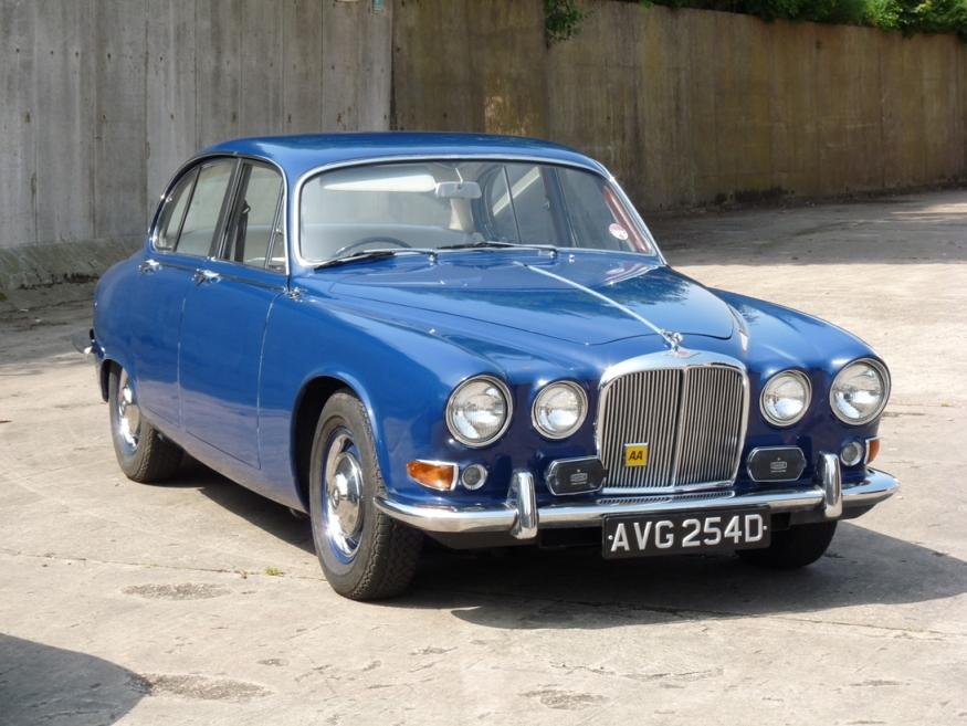 Jaguar 420 onderdelen