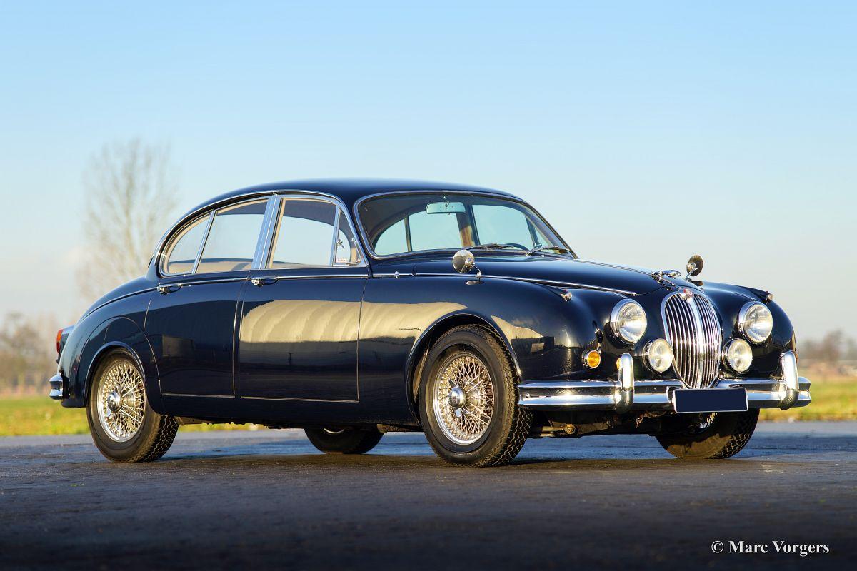 Jaguar MK2 onderdelen