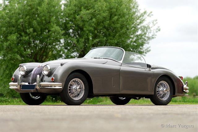 Teile für alle klassischen Jaguar XK Modelle