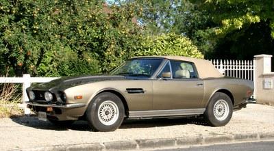 Teile für Ihren klassischen Aston Martin