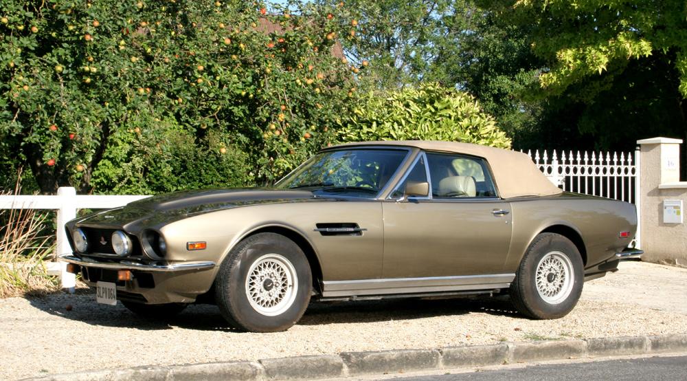 Teile für Ihren Aston Martin