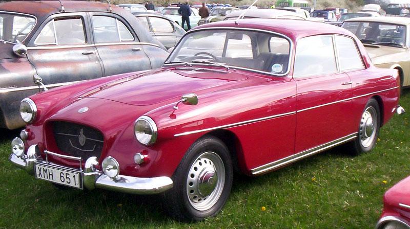 Bristol 407 Teile