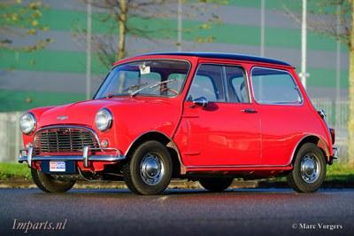 Teile für den Classic Mini