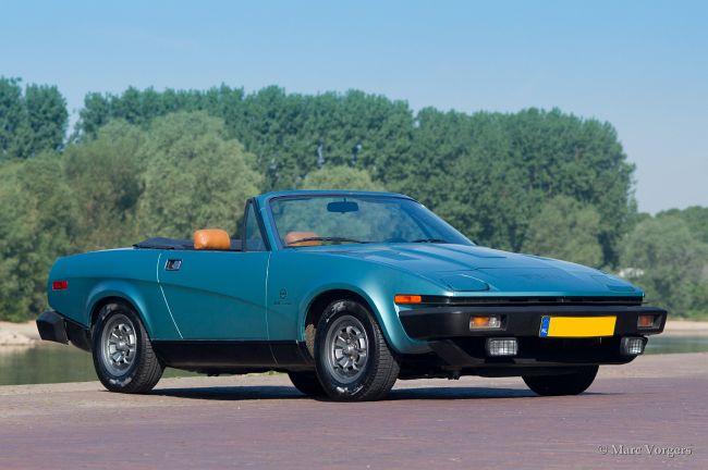 Triumph TR7 Teile